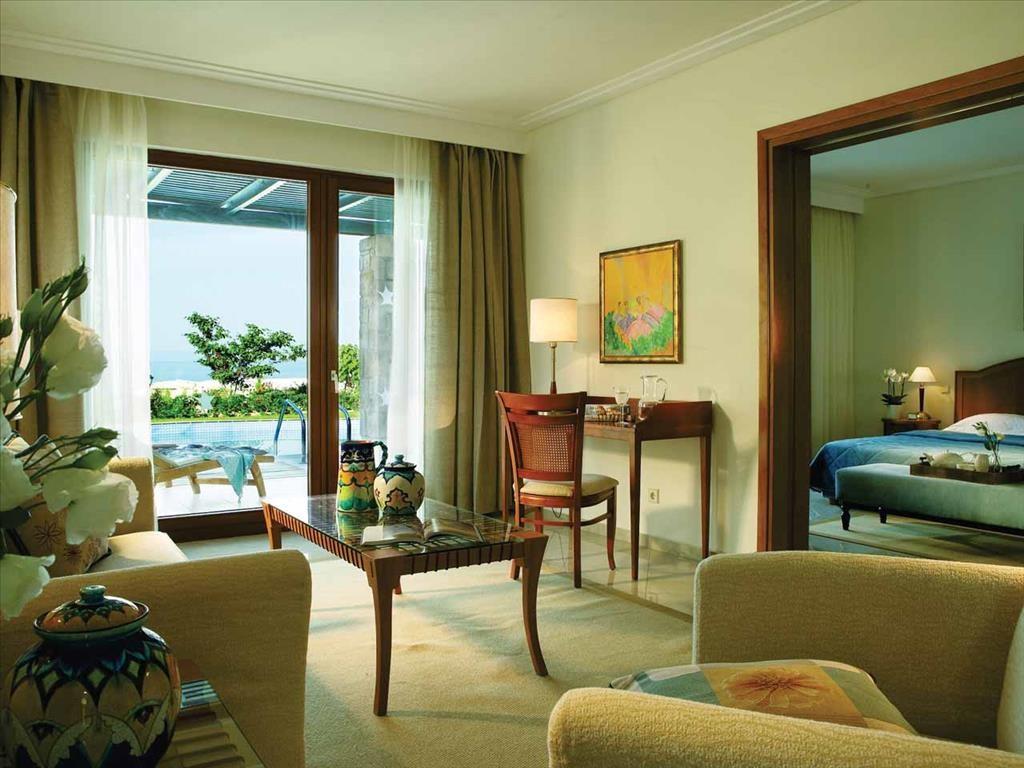 Aegean Melathron Hotel - апартамент