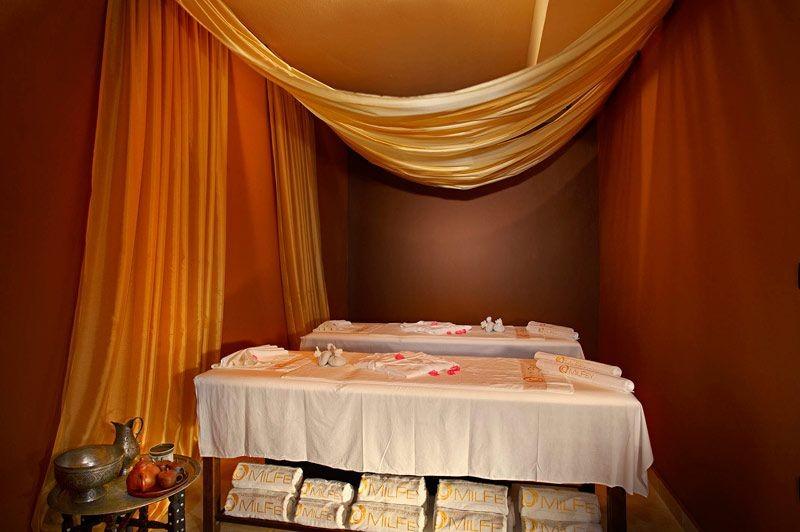 Istion Club & Spa - стая за ароматерапия
