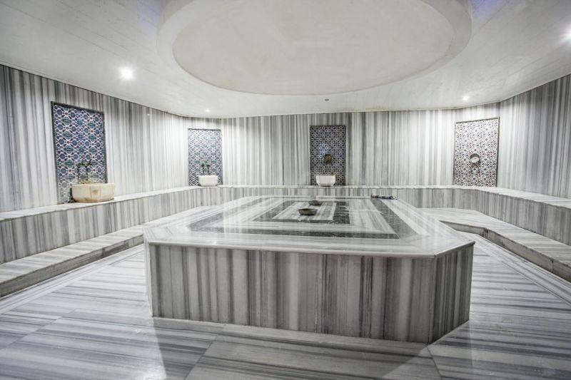 Tusan - турска баня