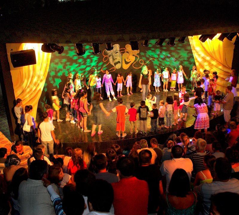 Buyuk Anadolu Didim Resort - вечерно шоу