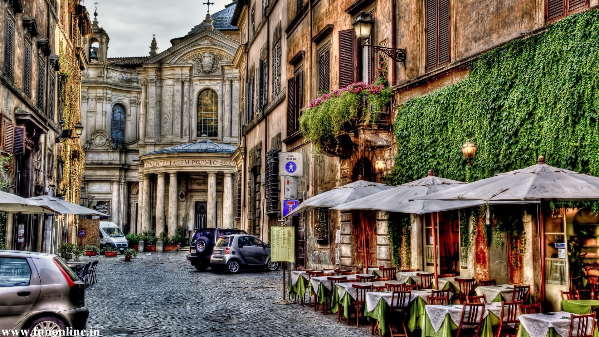 Рим-улички