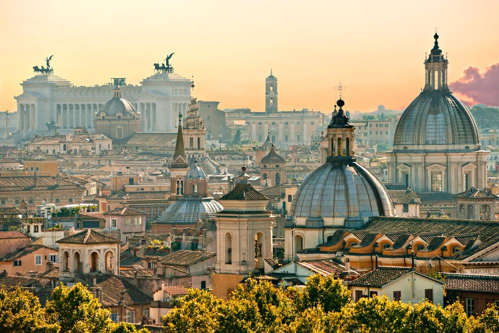 Рим-общ изглед