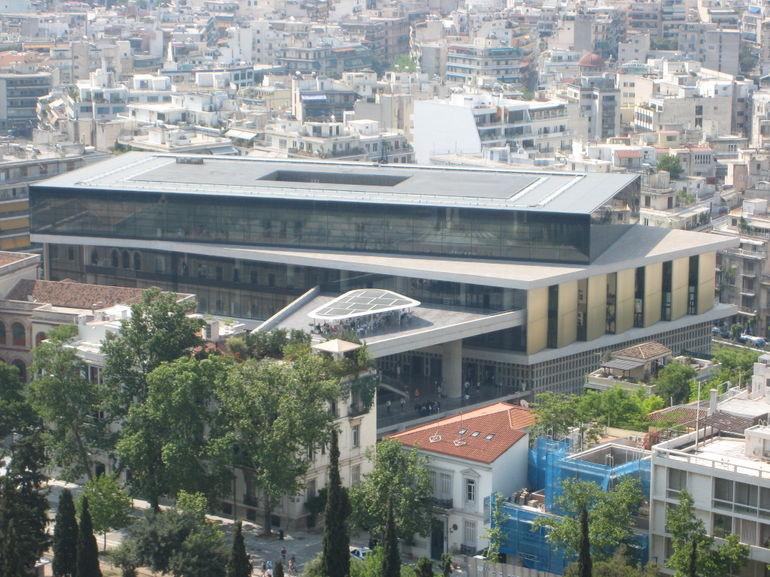 Атина - Новият музей