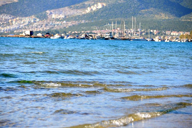Ramada Resort Akbuk - море