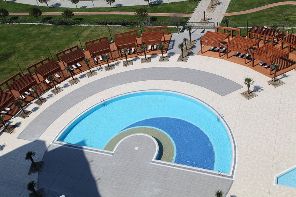 открит басейн