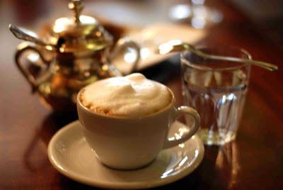 Кафе във Виена