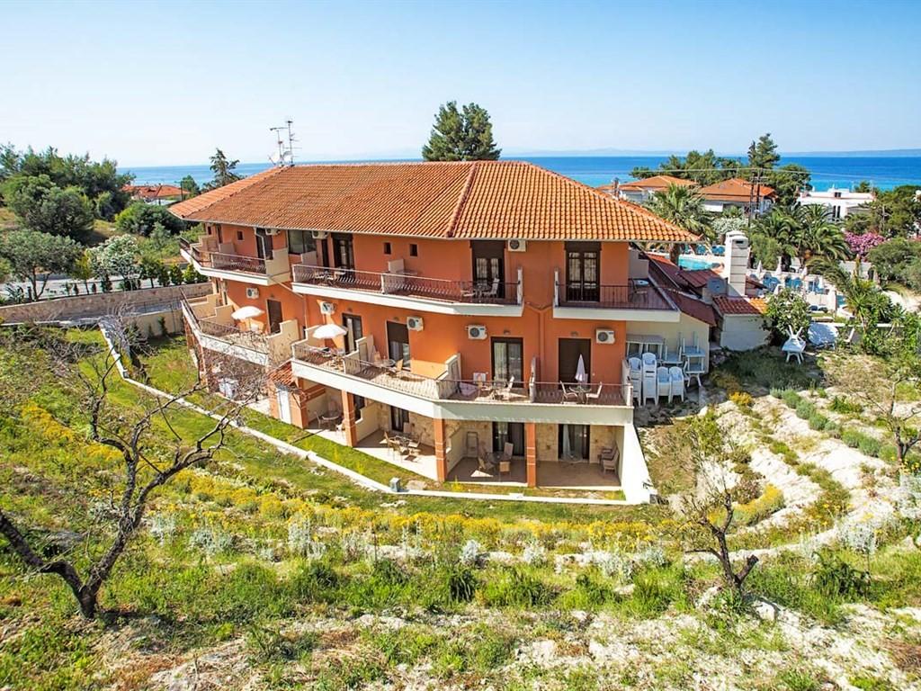 Anna Maria Paradise Hotel 3* - Касандра, Халкидики