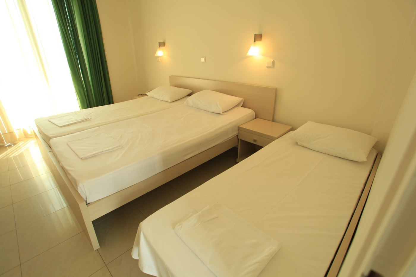 Tosca Beach Bungalows 4*