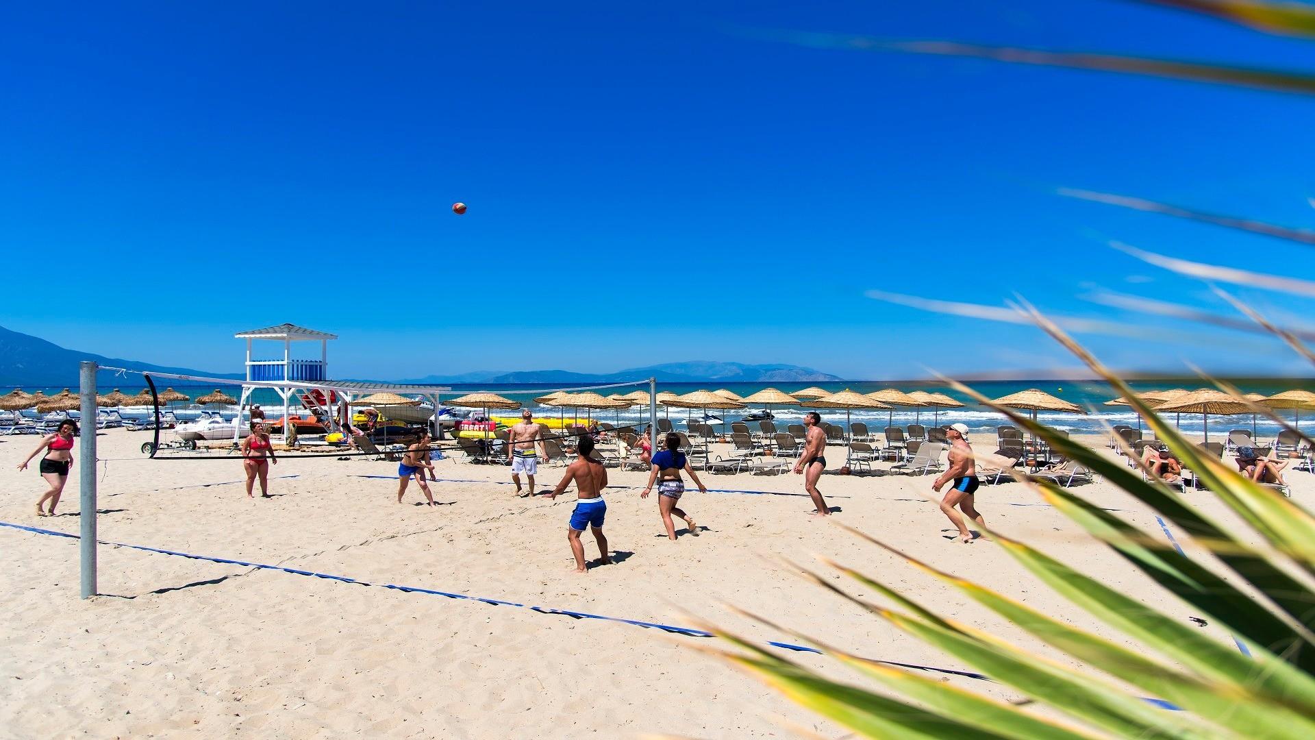 Flora Garden Ephesus - плажен волейбол