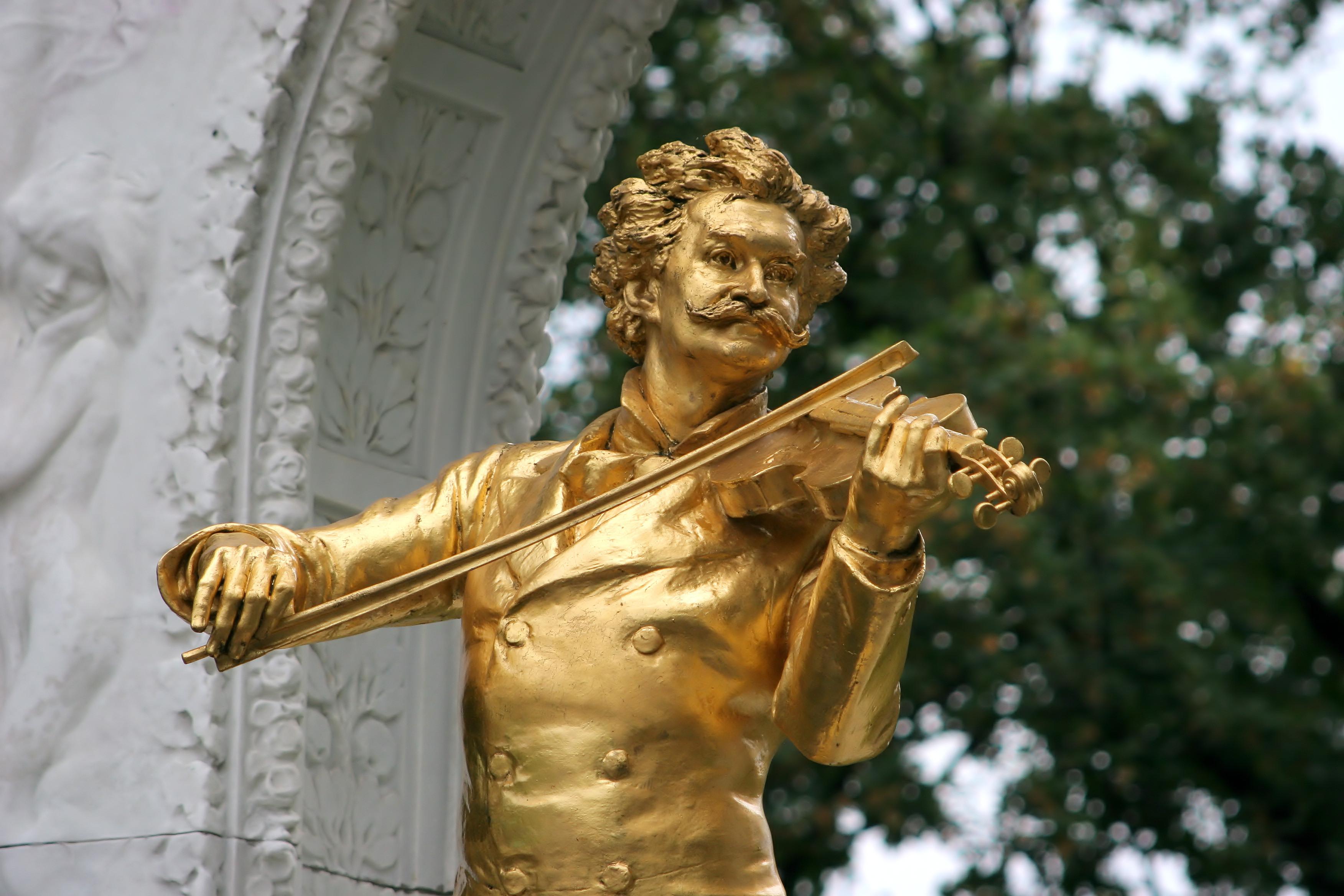 Йохан Щраус - Виена