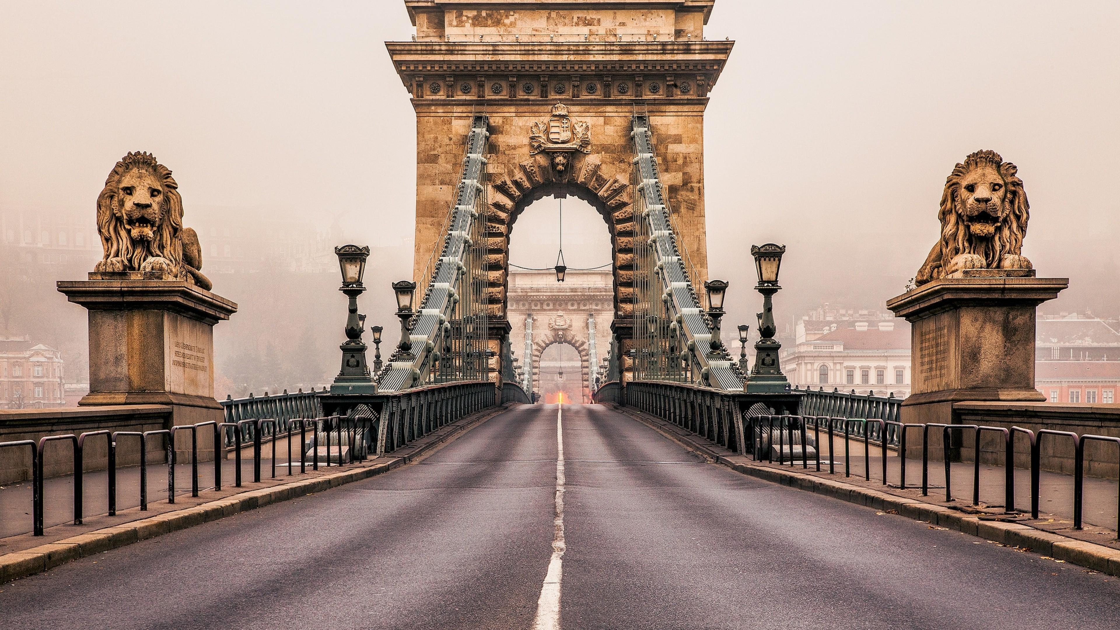 Верижният мост - Будапеща
