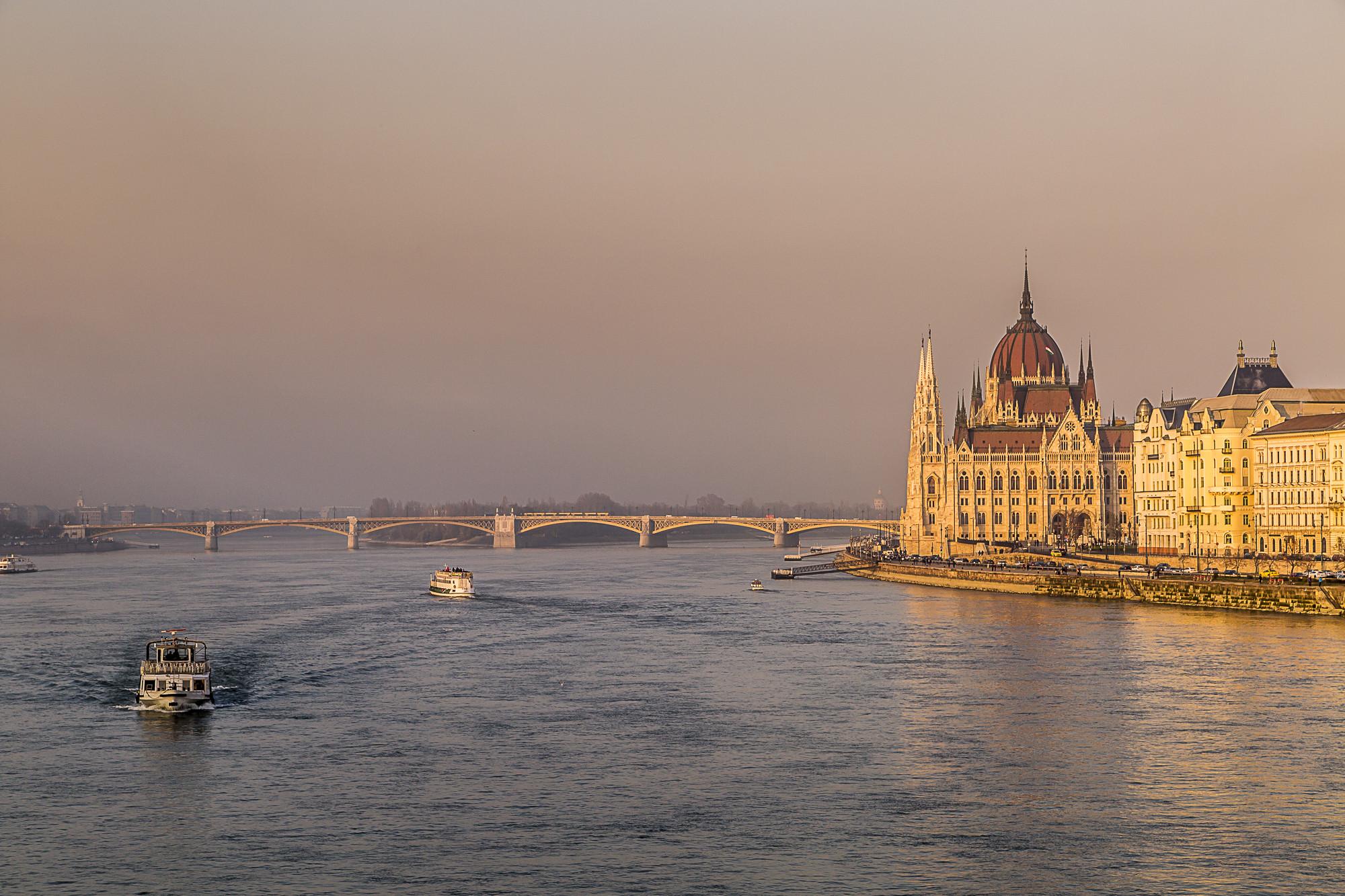 Дунав - Будапеща