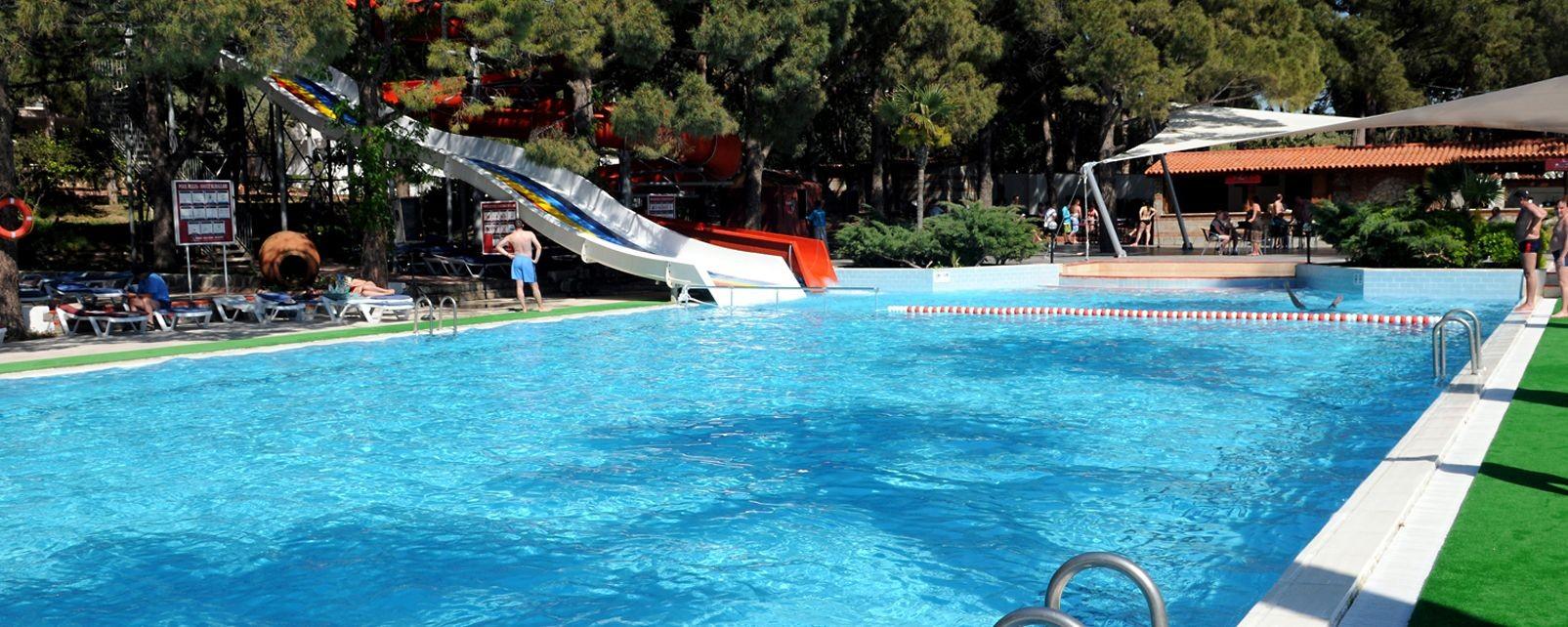 Omer Holiday Village - басейн
