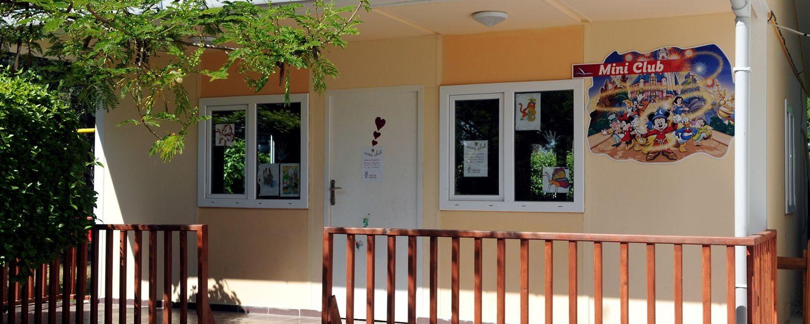 Omer Holiday Village - детски клуб