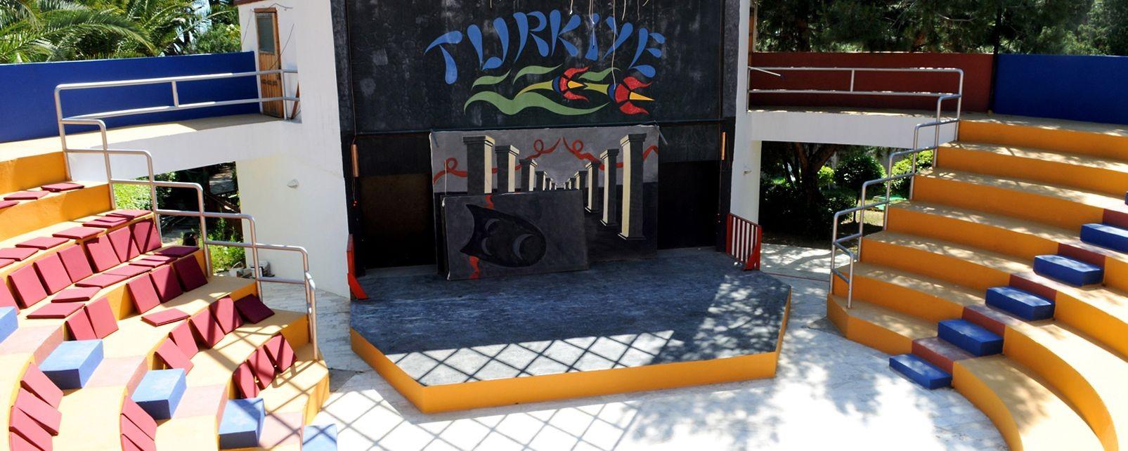 Omer Holiday Village - амфитеатър