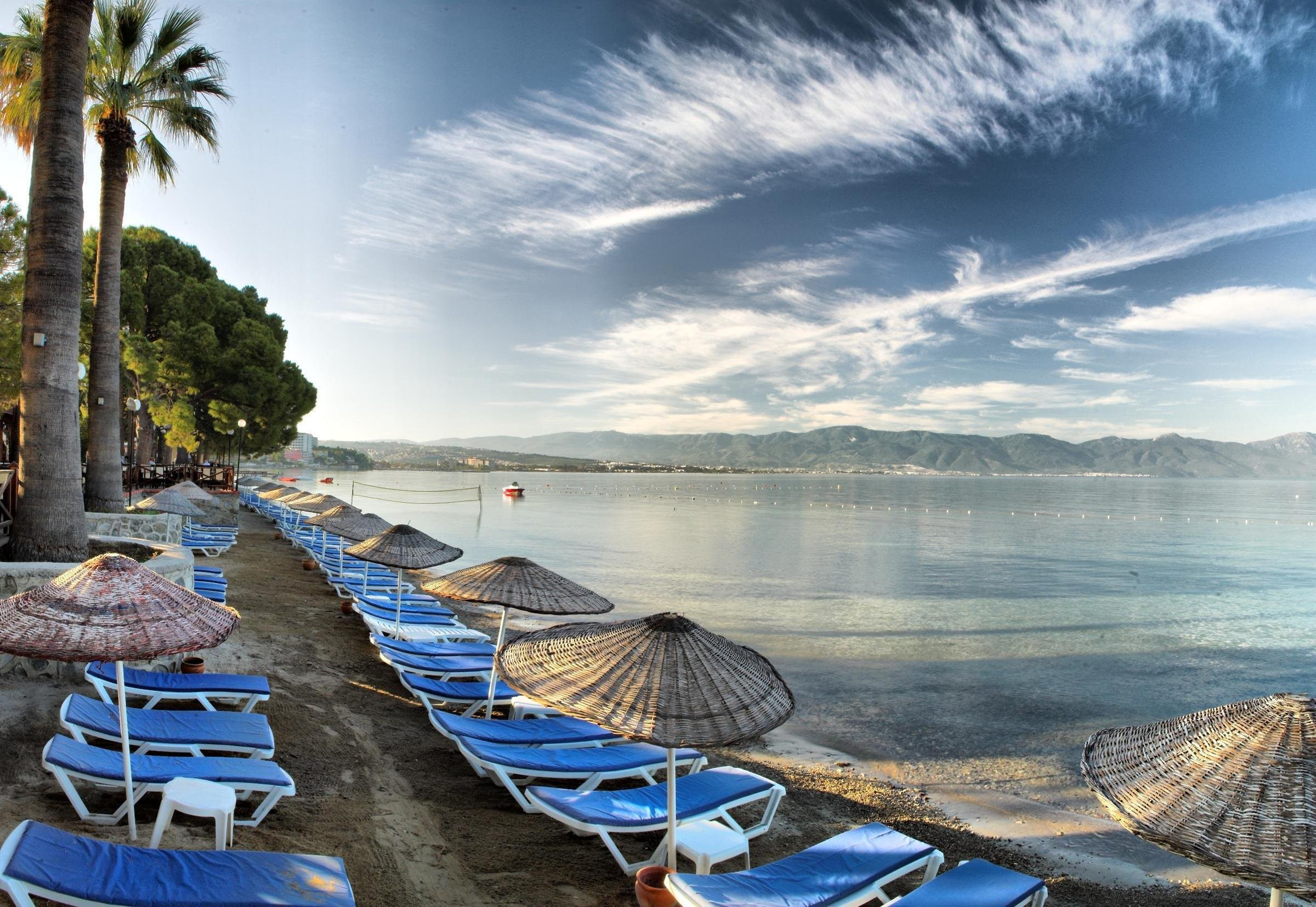 Omer Holiday Resort- плаж