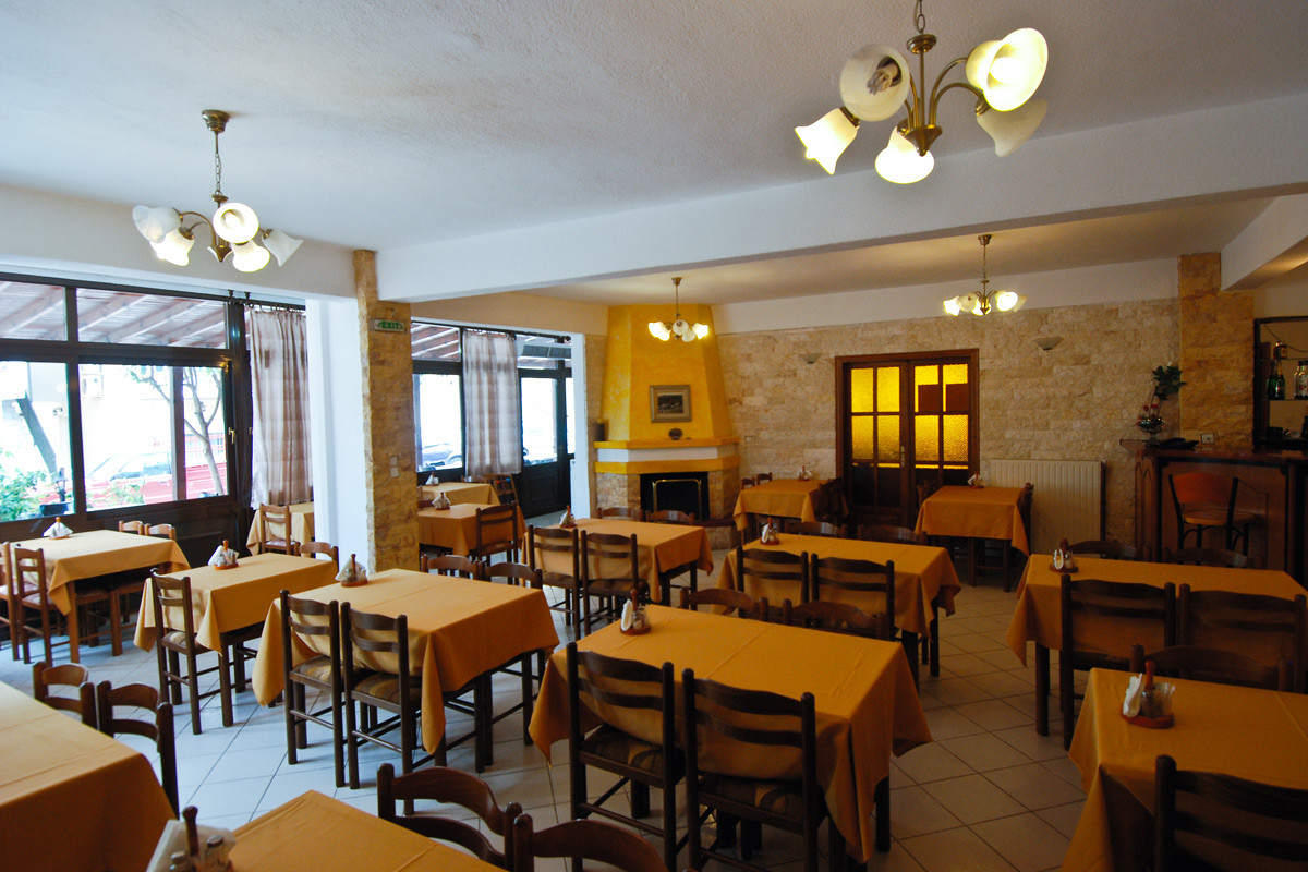 Simeon Hotel - ресторант