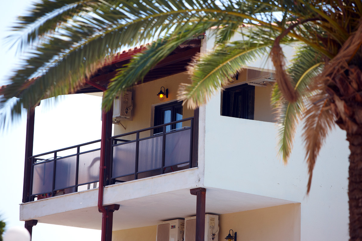 Simeon Hotel - изглед