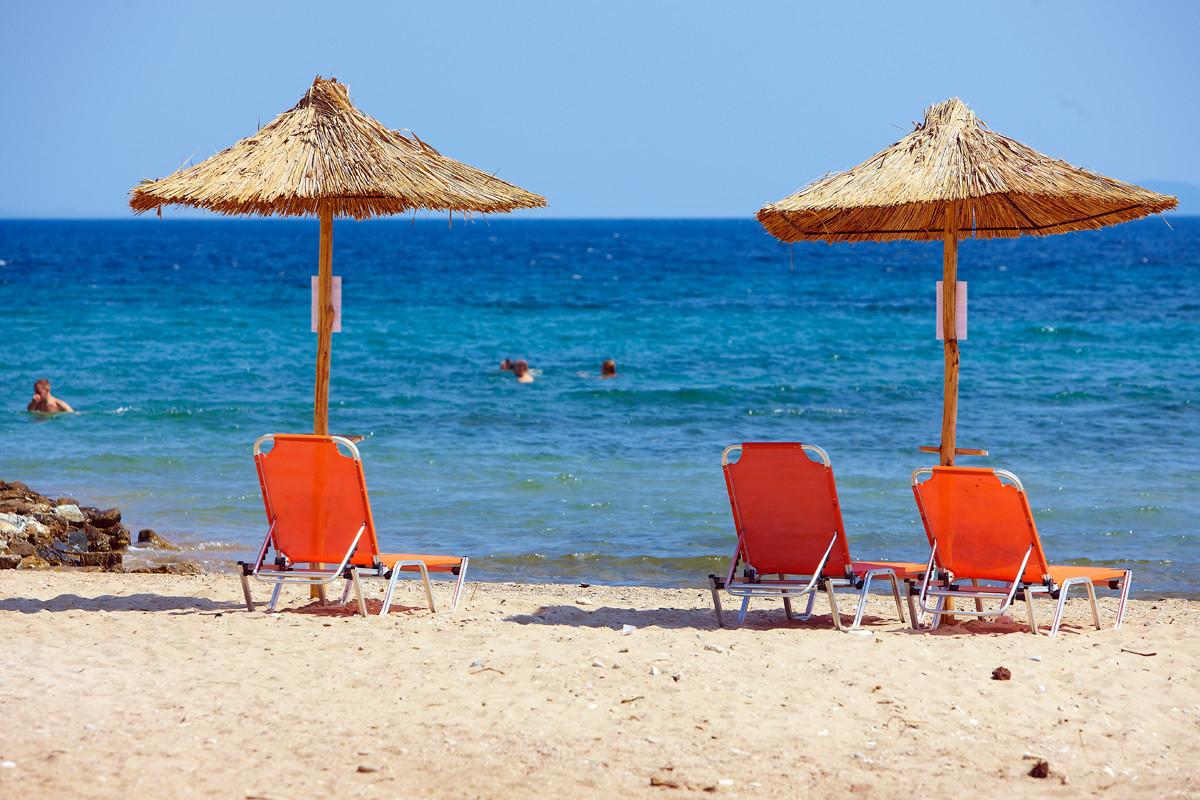 Simeon Hotel - плаж