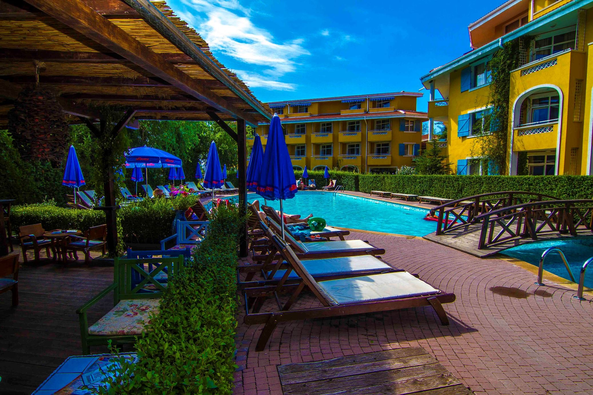 Blue Orange Beach Resort - общ изглед