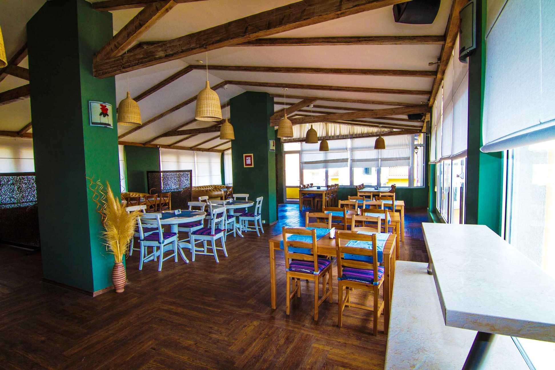 Blue Orange Beach Resort - ресторант