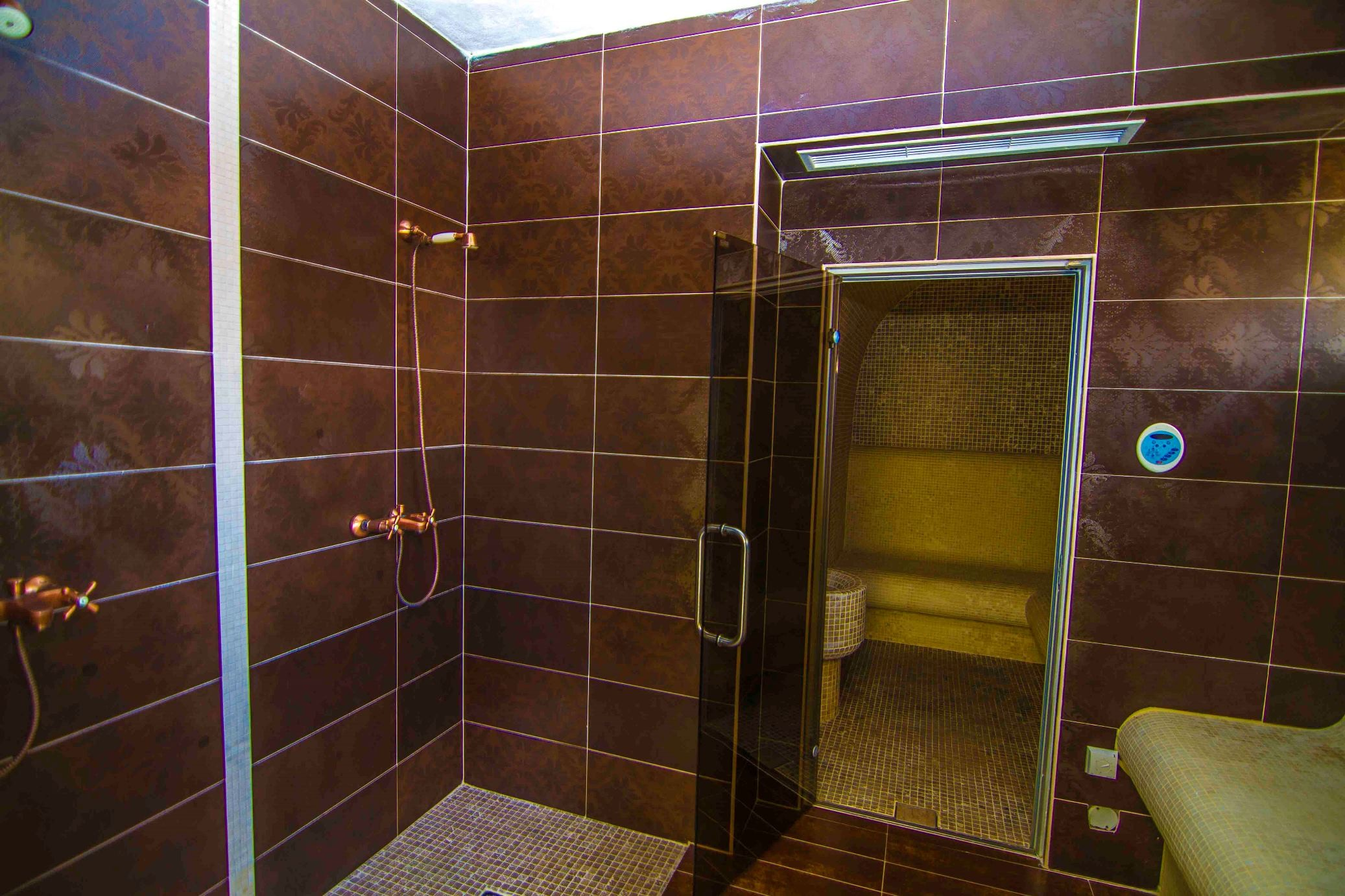 Blue Orange Beach Resort - парна баня
