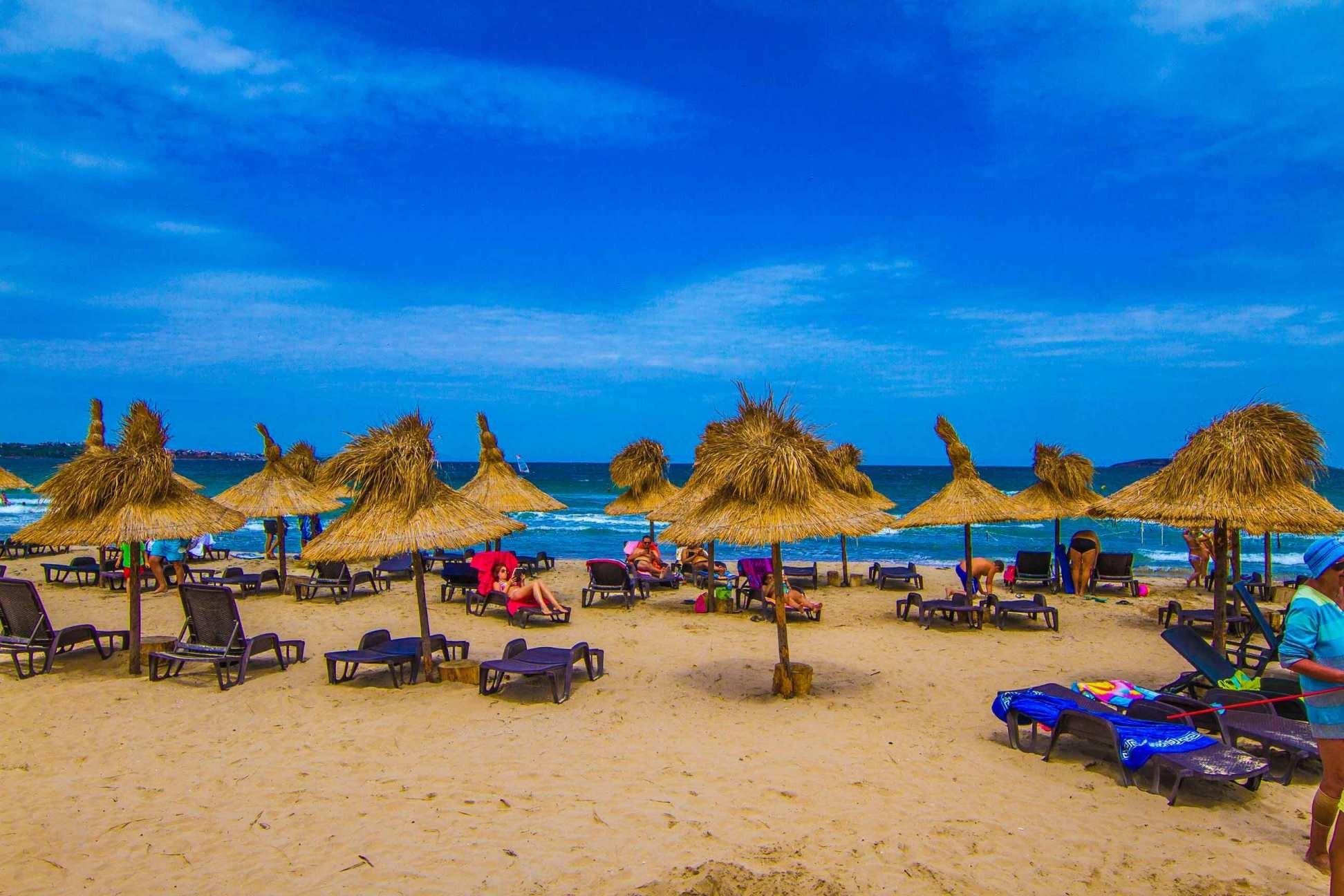 Blue Orange Beach Resort - плаж