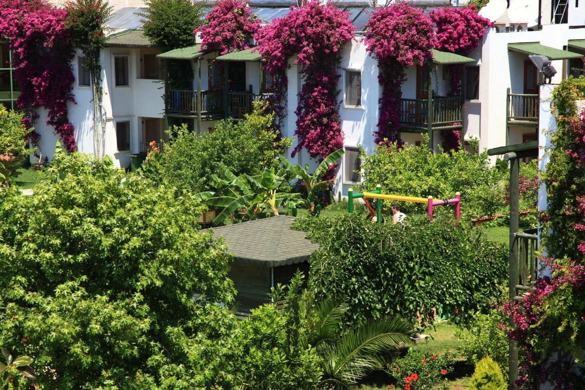 Parkim Ayaz Hotel 4+* - Бодрум, Турция