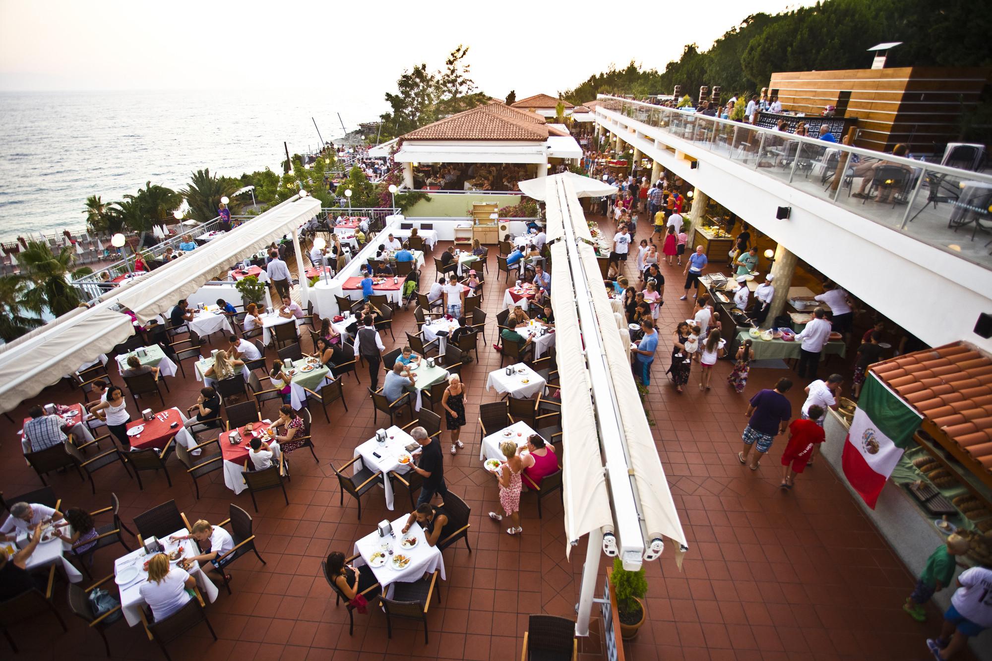 Pine Bay - ресторант