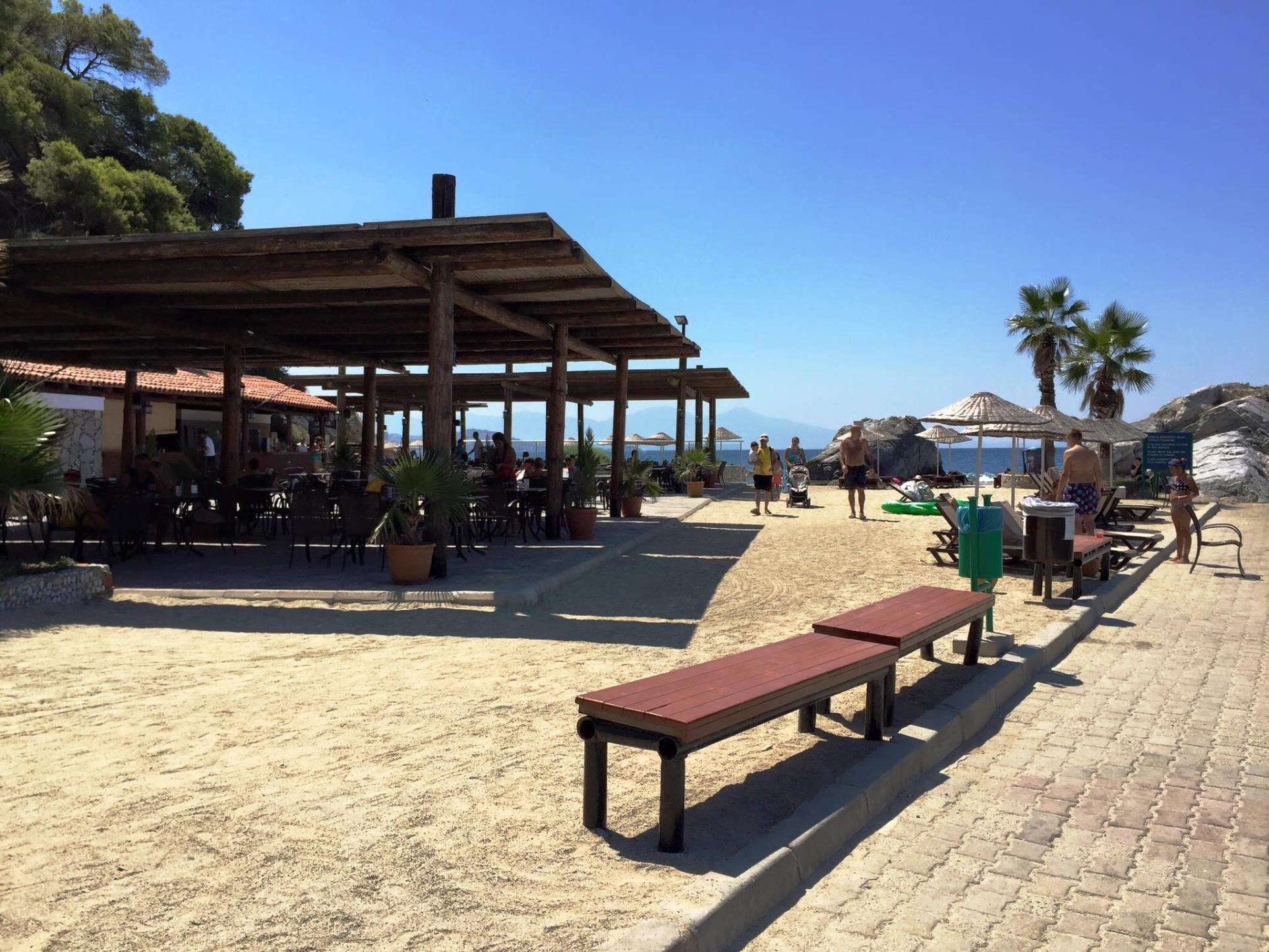 Pine Bay - плаж