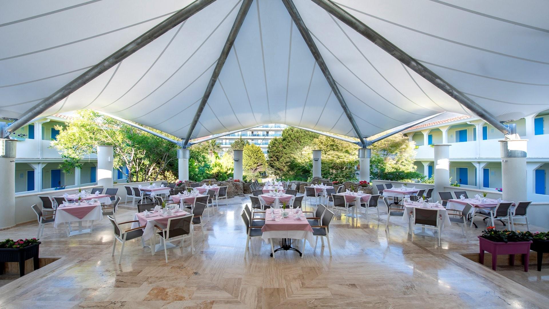 Flora Garden Ephesus - ресторант