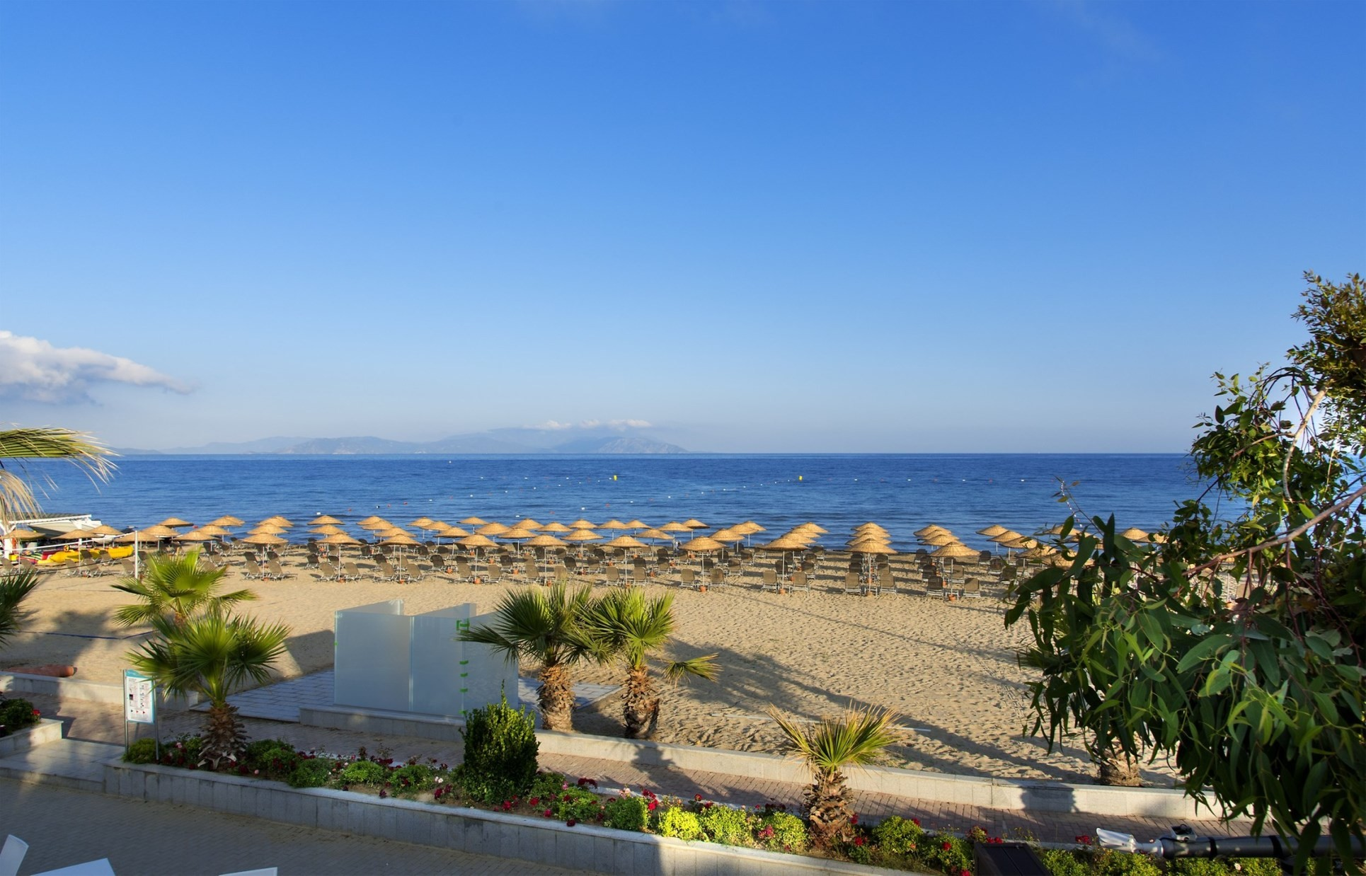 Flora Garden Ephesus - плаж