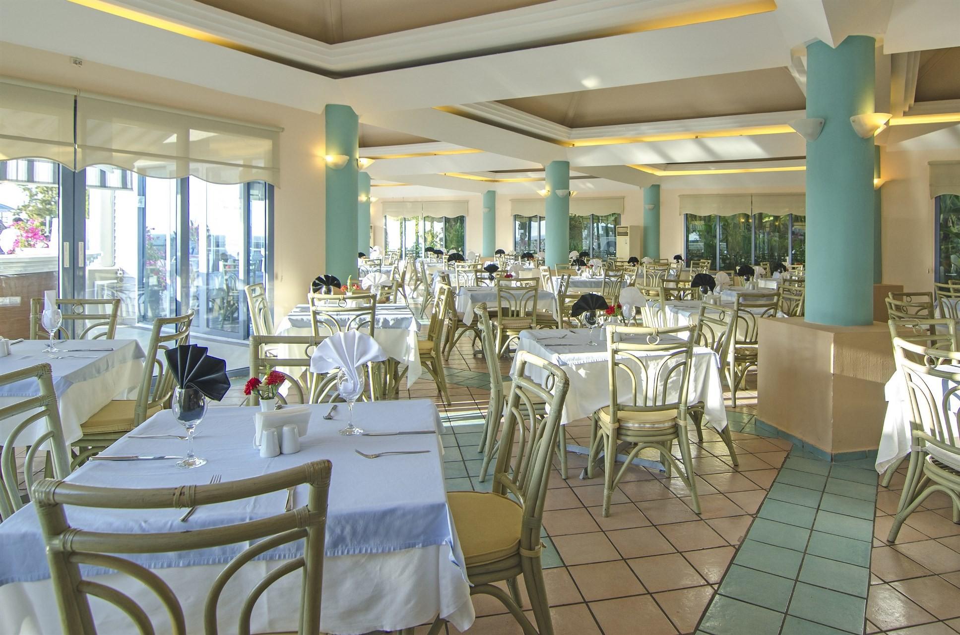 Grand Blue Sky - ресторант