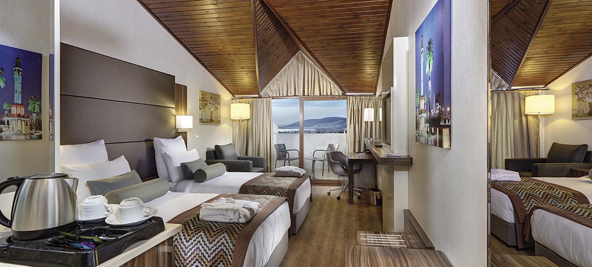 Ramada Resort Akbuk - стая