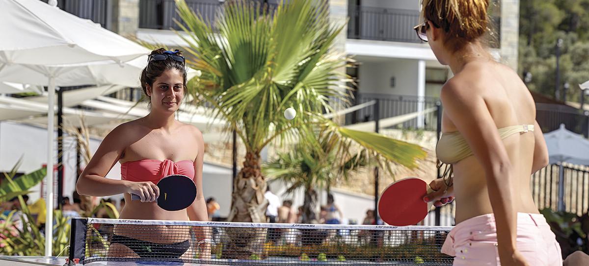 Ramada Resort Akbuk - тенис на маса