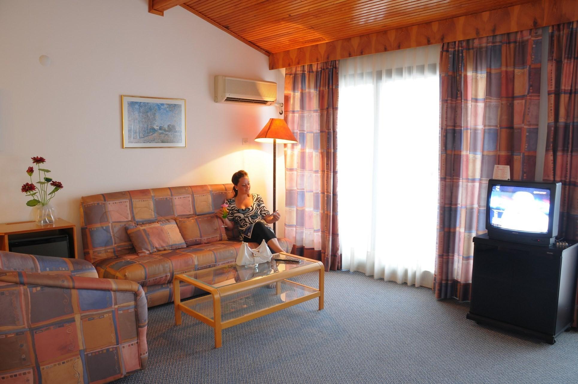 Club Hotel Grand Efe - стая