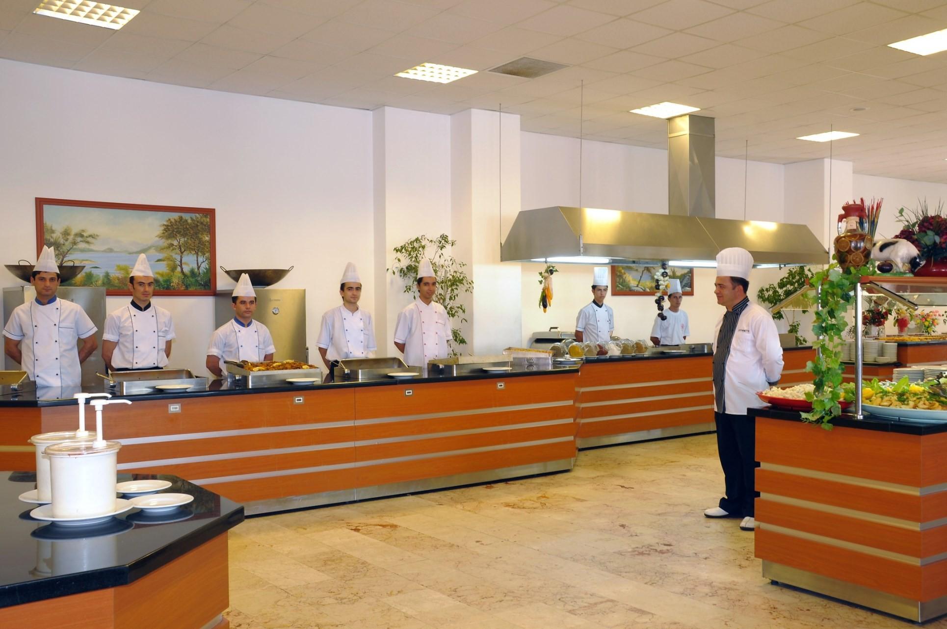 Club Hotel Grand Efe - ресторант