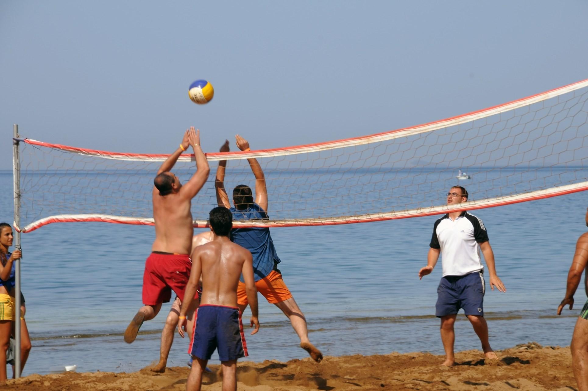 Club Hotel Grand Efe - волейбол