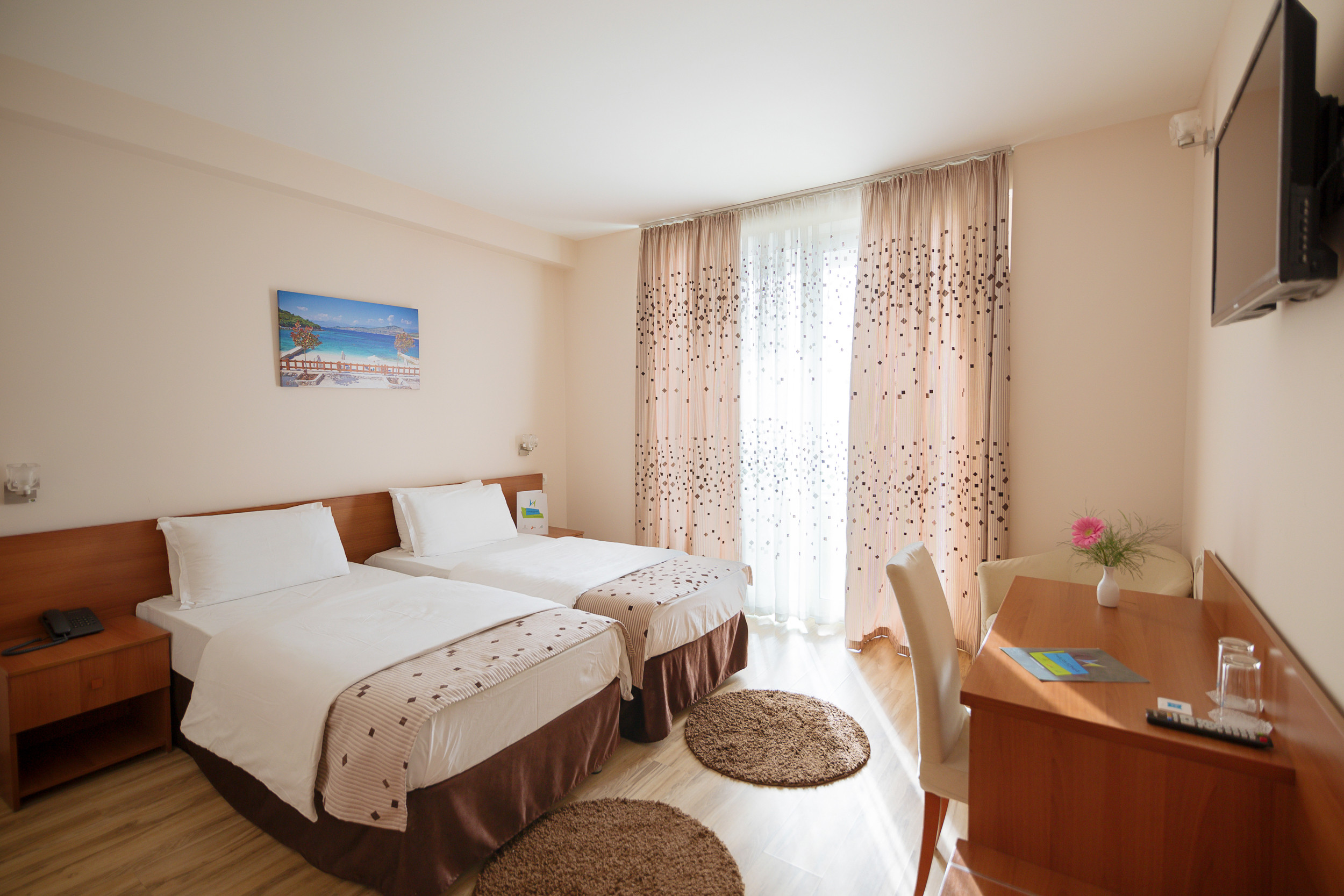 Horizont Hotel - стандартна стая