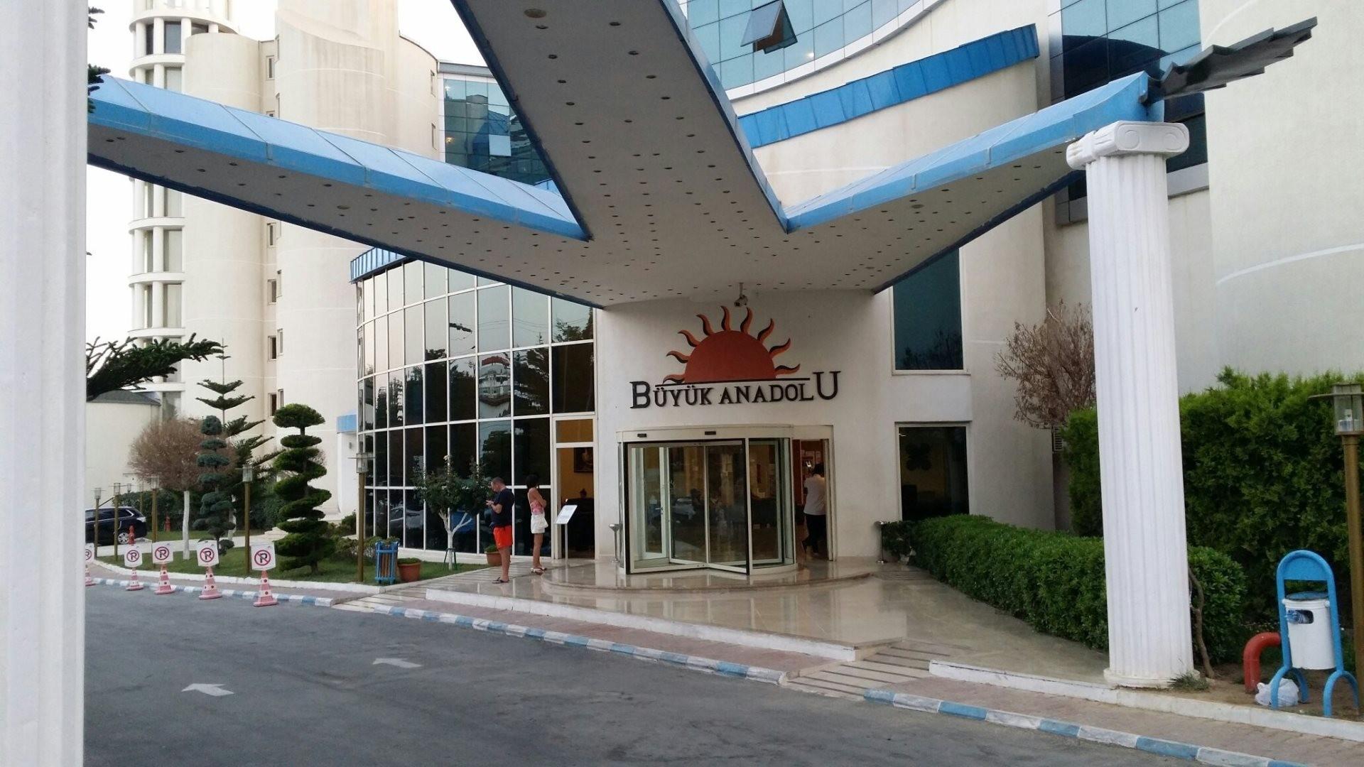 Buyuk Anadolu Didim Resort - общ изглед