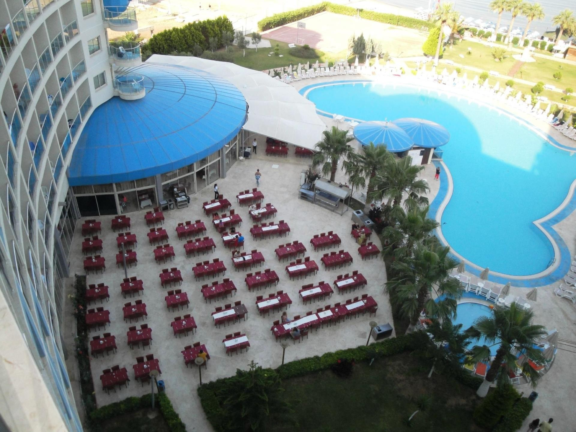 Buyuk Anadolu Didim Resort - ресторант
