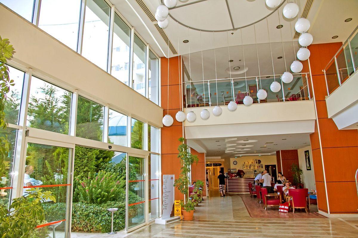 Buyuk Anadolu Didim Resort - лоби бар