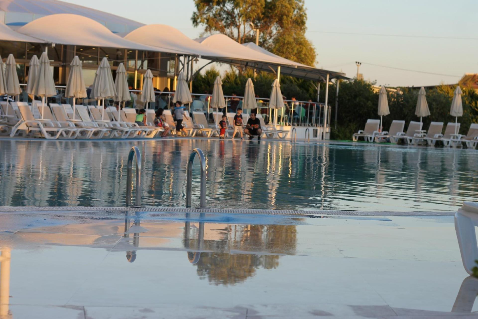 Buyuk Anadolu Didim Resort - басейн