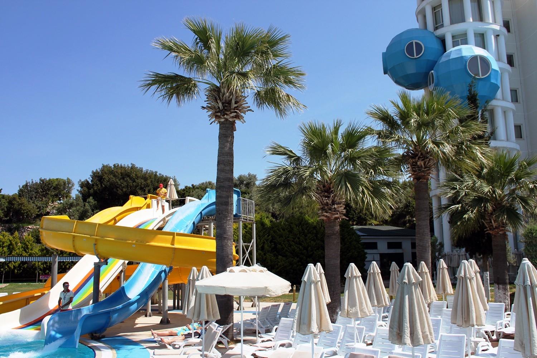 Buyuk Anadolu Didim Resort - пързалки