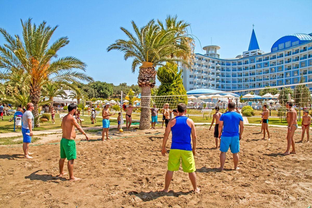 Buyuk Anadolu Didim Resort - волейбол