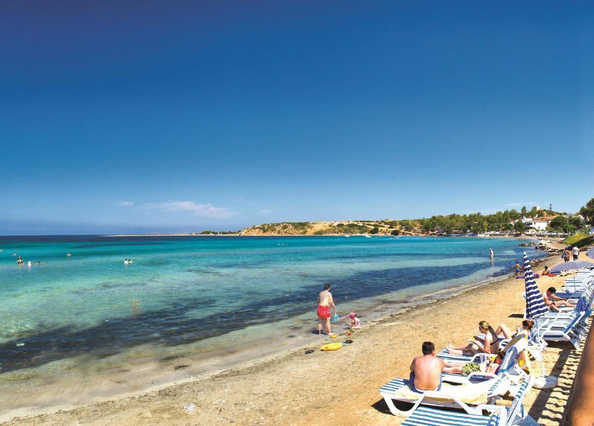 Buyuk Anadolu Didim Resort - плаж