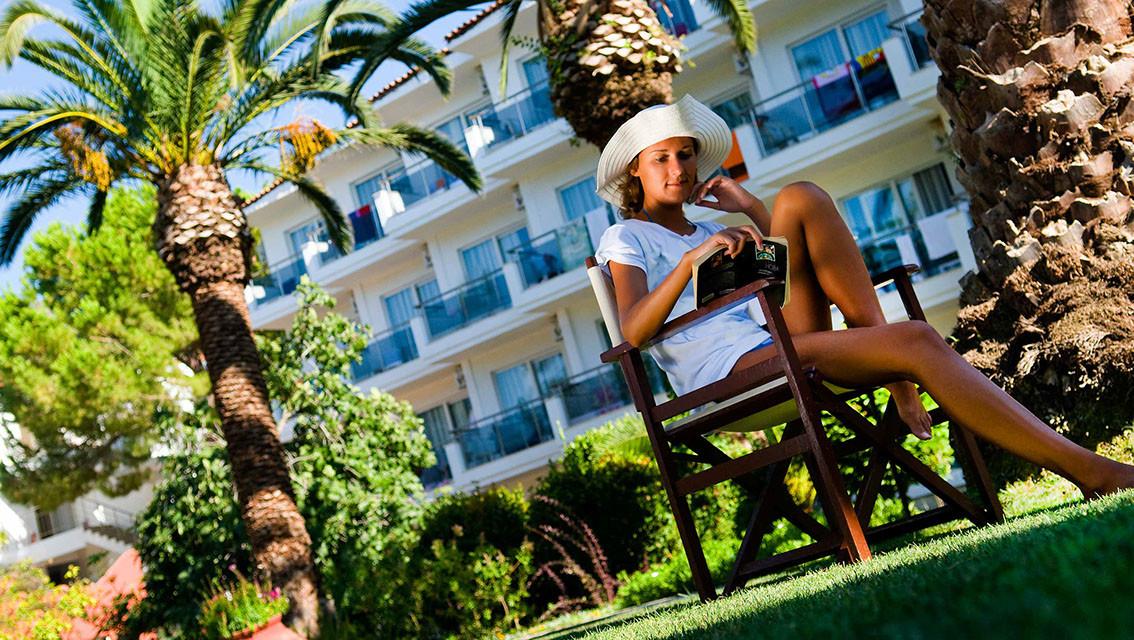 Atlantique Holiday Club - зона за релакс