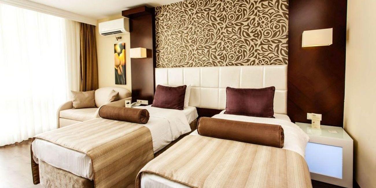 Hotel Tusan - делукс стая