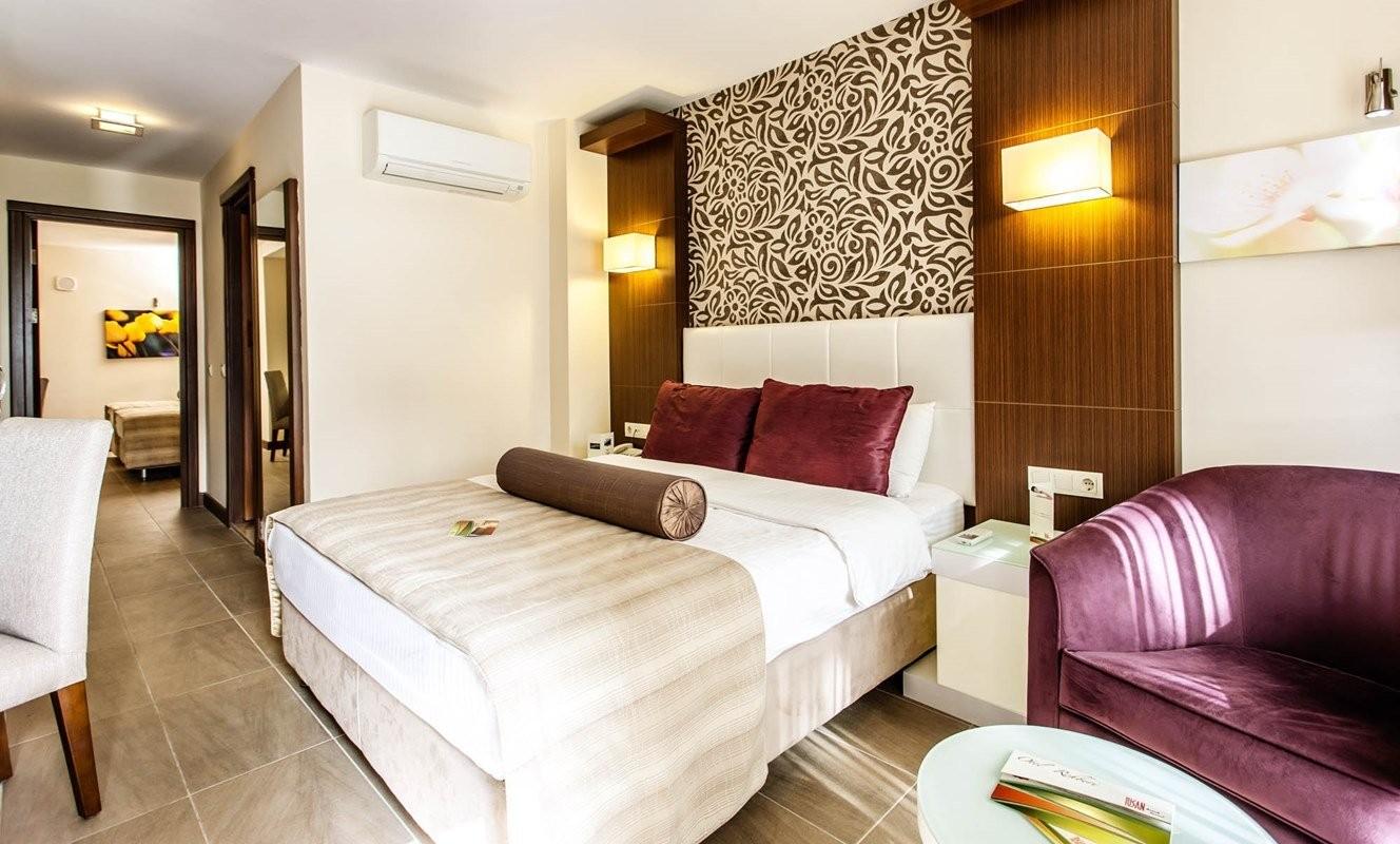 Hotel Tusan - семейна стая