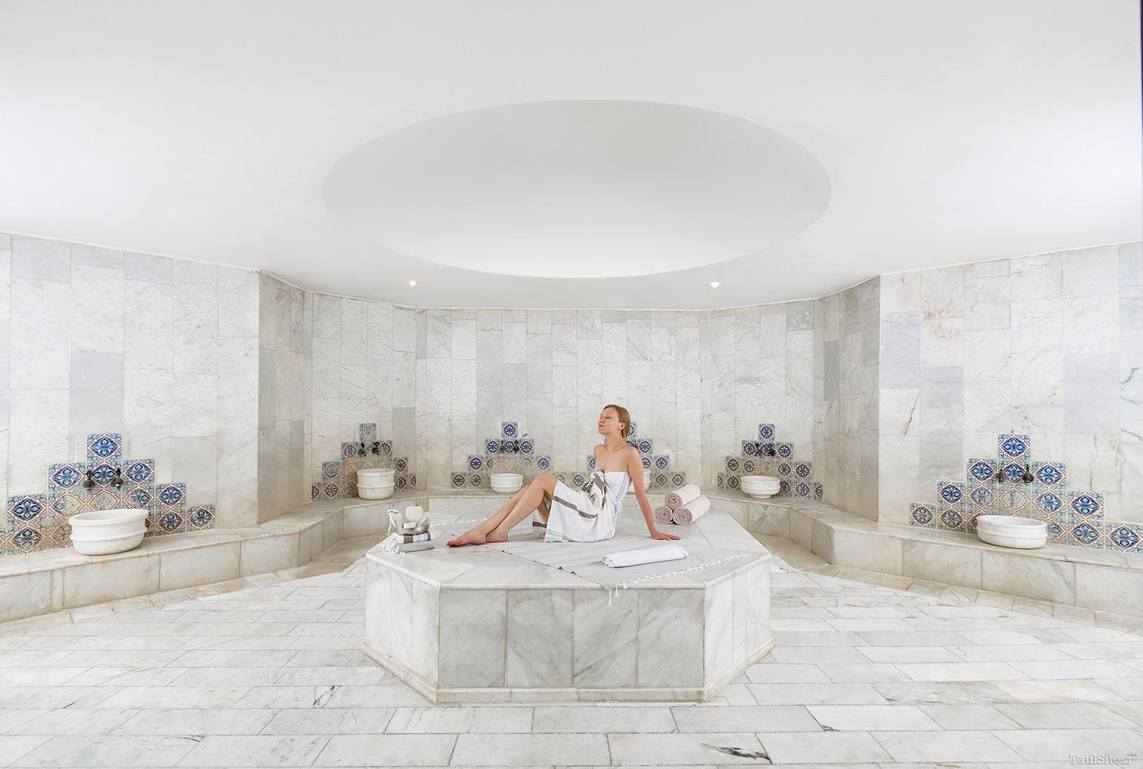 Richmond Ephesus Resort - турска баня